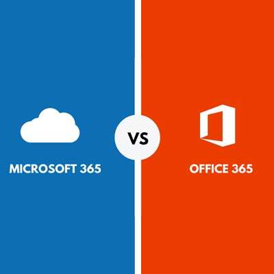 The Difference between Microsoft 365 and Office 365
