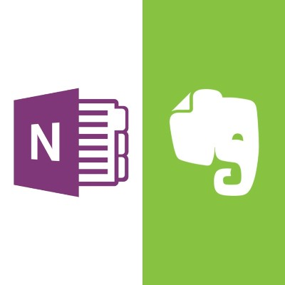 OneNote, EverNote, or Both?