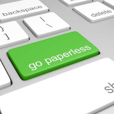 How Going Paperless Can Save Your Business Money