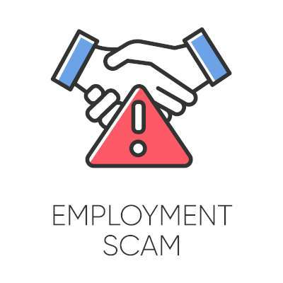 Watch Out for Employment Scams