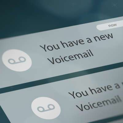 Phishing Attacks Now Come Via Voicemail