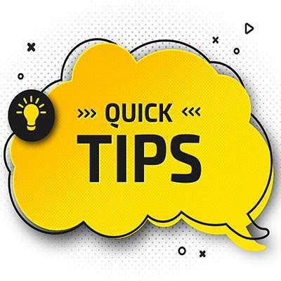 Nifty Microsoft Word Tips