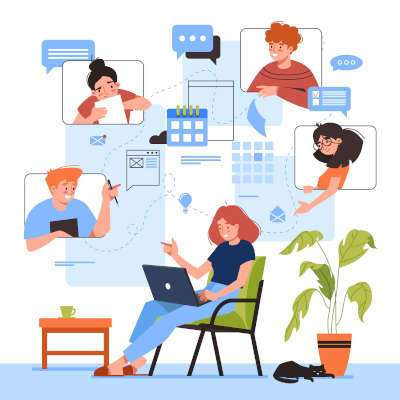 Socialization is Even More Important While Working Remotely