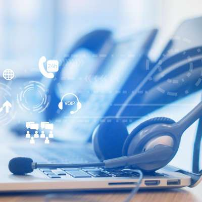 VoIP > Traditional Telephone System
