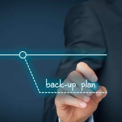 Three Steps to Creating a Successful Backup Strategy